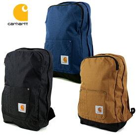カーハート リュック バックパック コンパクト CARHARTT LEGACY COMPACT BACKPACK 送料無料 (ブラック/ブラウン/ブルー/鞄/バッグ/カバン)