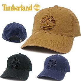 ティンバーランド キャップ ダッドハット Timberland SOUNDVIEW CANVAS CAP (ネイビー/グレー/カーキ/メンズ/レディース/ゴルフ/テニス/アウトドア/帽子/フリーサイズ/ストラップバックキャップ)