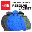 THE NORTH FACE (ノースフェイス) MEN'S RESOLVE JACKET マウンテンパーカー 送料無料