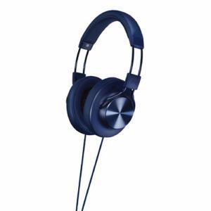 【納期約1〜2週間】HA-SD7-A JVCケンウッド ハイレゾ音源対応 ステレオヘッドホン ブルー HASD7A