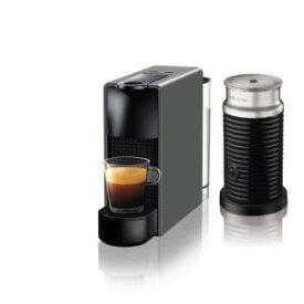 【納期約7〜10日】ネスプレッソ C30GR-A3B 専用カプセル式コーヒーメーカー 「エッセンサ・ミニ」 バンドルセット インテンスグレー