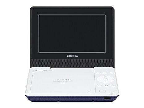 【納期約7〜10日】【送料無料】SD-P710SL ブルー [TOSHIBA 東芝] ポータブルDVDプレーヤー SDP710SL