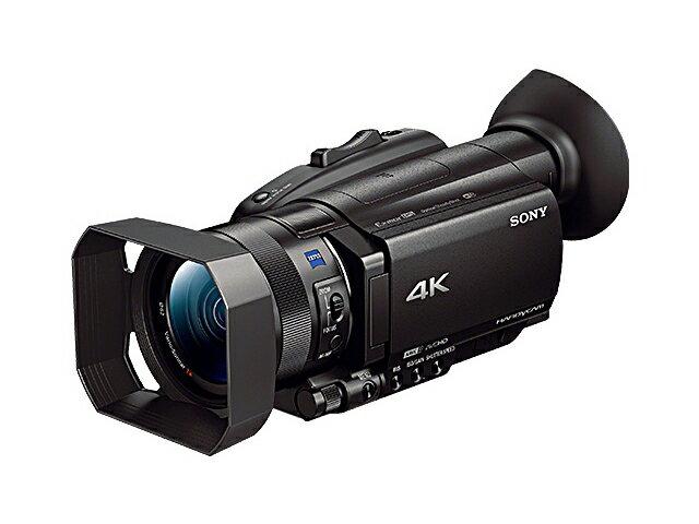 【納期約2週間】【お一人様1台限り】FDR-AX700 SONYソニー デジタル4Kビデオカメラレコーダー FDRAX700