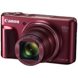 【納期約1〜2週間】【お一人様1台限り】PSSX720HS(RE)[CANON キヤノン] デジタルカメラ PowerShot パワーショット SX720 HS レッド PSSX720HSRE