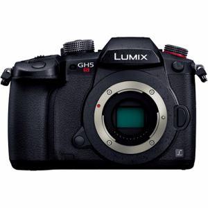 【納期約2週間】【お一人様1台限り】【代引き不可】DC-GH5S-K Panasonic パナソニック ミラーレス一眼カメラ 「LUMIX」 ボディ ブラック DCGH5SK