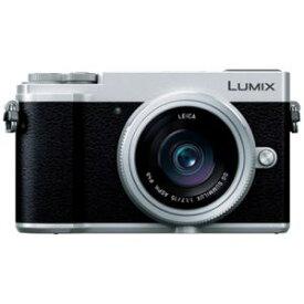 【納期約3週間】【お一人様1台限り】【代引き不可】DC-GX7MK3L-S Panasonic パナソニック デジタル一眼カメラ「LUMIX GX7 MarkIII」単焦点ライカDGレンズキット シルバー DCGX7MK3LS
