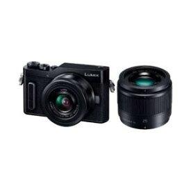 【納期約2週間】【お一人様1台限り】【代引き不可】DC-GF10W-K Panasonic パナソニック デジタル一眼カメラ LUMIX DC-GF10 ダブルレンズキット ブラック DCGF10WK