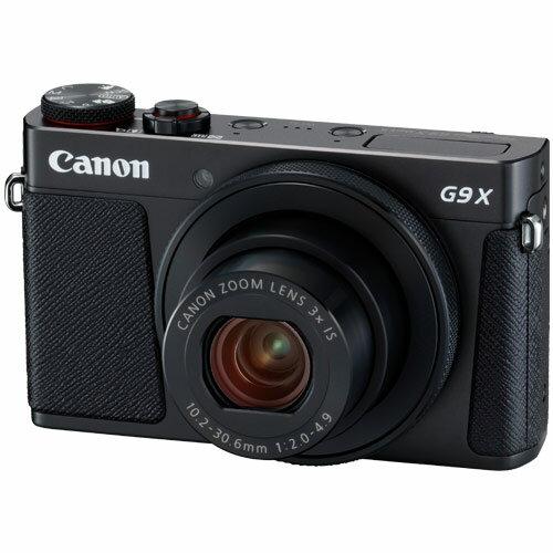 ◆【在庫あり翌営業日発送OK A-8】【お一人様1台限り】PSG9XMK2BK [canon キヤノン] コンパクトデジタルカメラ PowerShot(パワーショット) G9 X Mark II(ブラック)