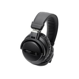 【納期約1〜2週間】audio-technica オーディオテクニカ  ATH-PRO5X-BK DJヘッドホン ブラック ATHPRO5XBK