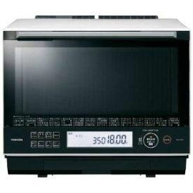 【納期約1ヶ月以上】【代引き不可】TOSHIBA 東芝 ER-TD5000-W 過熱水蒸気オーブンレンジ 石窯ドーム 30L グランホワイト ERTD5000