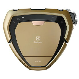 【納期約1〜2週間】エレクトロラックス PI92-6DGM ロボット掃除機 ダークゴールド PUREi9.2 PI926DGM