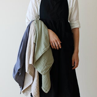 ダブルガーゼバスタオル(両面ガーゼ/日本製)