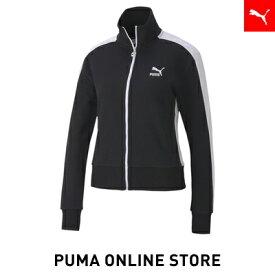 【公式】PUMA プーマ レディース ジャージ 【CLASSICS ウィメンズ T7 トラック ジャケット】