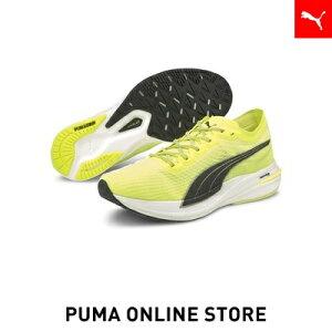 『6/20 全品20倍 最大36倍』【公式】PUMA プーマ メンズ スニーカー ランニング トレーニング 【ディヴィエイト ニトロ ランニング シューズ】