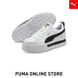 【公式】PUMA プーマ レディース スニーカー 【メイズ レザー ウィメンズ スニーカー】