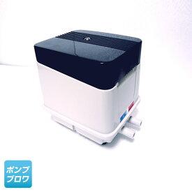 EP-80EL(左散気)(安永エアポンプ)(2年保証付)省エネ、静音、コンパクト、浄化槽用2口ブロワー、浄化槽用2方向ポンプ、浄化槽用2口エアーポンプ、浄化槽エアポンプ、ブロワー、ブロワ、ブロアー、ダイアフラムブロワ