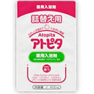 丹平製薬 アルエット アトピタ 薬用入浴剤 詰替え用 400g