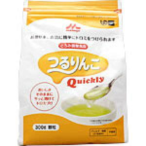 つるりんこQuickly 300g 森永乳業 とろみ剤