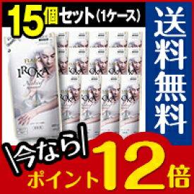 ■激安特価・送料無料・ポイント12倍■フレアフレグランス IROKA Naked エアリーリリーの香り つめかえ用 480ml 15個セット 1ケース(hom-04724-4901301350565-15)