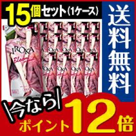 ■激安特価・送料無料・ポイント12倍■フレアフレグランス IROKA Bloom ボタニカルブーケの香り つめかえ用 480ml 15個セット 1ケース(hom-04726-4901301350589-15)