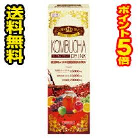 □ポイント5倍・送料無料□コンブチャ ドリンク 720mL KOMBUCHA DRINK