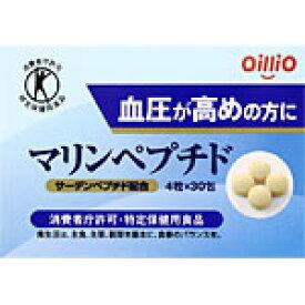 日清オイリオ マリンペプチド 1.0g(250mg×4粒)×30包