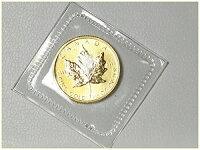 メイプル金貨1/10オンス透明ラミネート