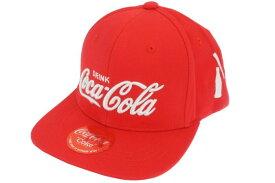キャップ 帽子 コカコーラ BBキャップ RD キャップ レディース メンズ 帽子 キャップ フリーサイズ COK-CP10 レディース 女子 おしゃれ かわいい キャップコーデ
