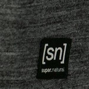 スーパーナチュラルヨガウェア[sn]super.naturalWヨガTee(パワーエレファント)日本正規品WYOGAPOWERELEPHANT20FWヨガトップスTシャツ半袖トップスジムフィットネストレーニング「SK」_L《01105》