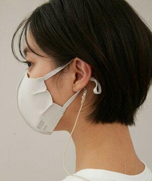 エミマスク3枚セットemmiVIBTEXマスクセット21SSヨガ感染予防飛沫防止咳エチケット抗菌接触冷感吸水速乾防臭伸縮UVカット耳が痛くならないサイズ調整ウォッシャブル立体マスク14WGG211317「YC」