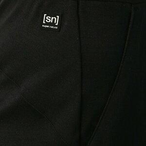 スーパーナチュラルヨガウェア[sn]super.naturalWベーシックパンツ日本正規品WJPBASICPANT21SSヨガパンツ9分丈テーパードクロップド吸汗速乾ポケットSNW015180「YC」