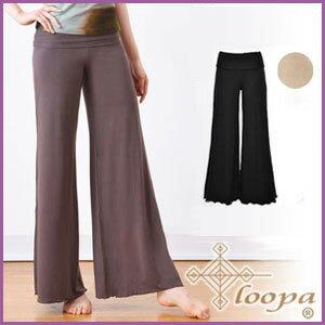 ◎[LOOPA]アラビアンパンツ【全4色】:ルーパヨガウェアエアロビベリーダンスに♪【2pt】