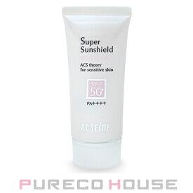 【メール便可】アクセーヌスーパーサンシールドブライトフィット(日やけ止め乳液)顔・からだ用 SPF50+・PA++++ 40g