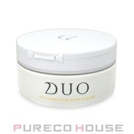 DUO(デュオ)ザクレンジングバームクリア(美容液クレンジング)90g【メール便は使えません】