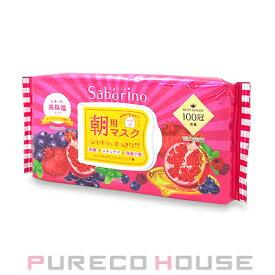 サボリーノ目ざまシート完熟果実の高保湿タイプ(朝用フェイスマスク)28枚入り【メール便は使えません】
