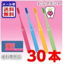 ciメディカル ci pro plus スパイラル 歯ブラシ 30本 毛の硬さM【歯科専売品】