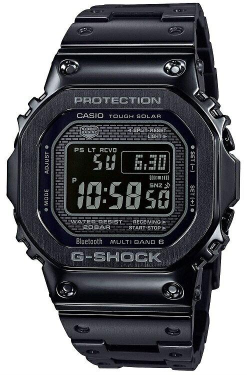 【新品】[カシオ]CASIO Gショック G-SHOCK タフソーラー 電波時計 デジタル 腕時計 メンズ ブラック GMW-B5000GD-1JF ジーショック