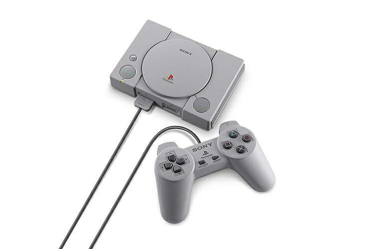 プレイステーション クラシック ミニ 本体 PSミニ プレイステーションミニ プレステミニ PlayStation Classic SCPH-1000RJ ソニー
