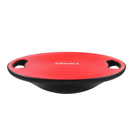 バランスボード ダイエット 体幹トレーニング用 EVERYMILE 滑り止め 直径40cm 運動不足 エクササイズ 持ち運びやすい コアマッスル 丸形 運動 健康 リハビリ ケガ予防 B07GBSW7YQ