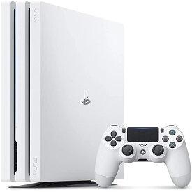 PlayStation 4 Pro グレイシャー・ホワイト 1TB (CUH-7200BB02)ソニー・インタラクティブエンタテインメント