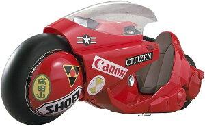 予約5月末入荷次第の発送。ポピニカ魂 PROJECT BM! ポピニカ魂 AKIRA 金田のバイク リバイバル版 約500mm ABS&PVC&ダイキャスト製 塗装済み可動フィギュア