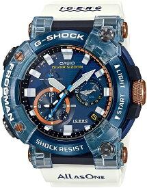 G-SHOCK イルクジ フロッグマン GWF-A1000K-2AJR イルカクジラ 2021 ホワイト&ネイビー ジーショック メンズ 腕時計 30周年