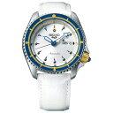 [セイコー]SEIKO 5 SPORTS ジョジョの奇妙な冒険 自動巻き メカニカル 流通限定モデル 腕時計 メンズ ブローノ・ブチ…