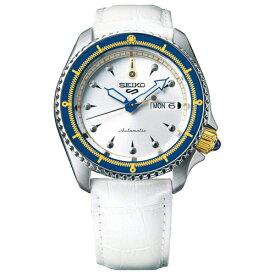 [セイコー]SEIKO 5 SPORTS ジョジョの奇妙な冒険 自動巻き メカニカル 流通限定モデル 腕時計 メンズ ブローノ・ブチャラティ セイコーファイブ センス Sense SBSA029