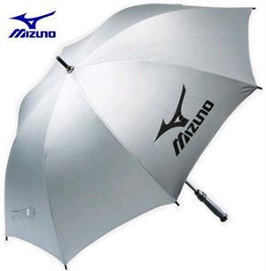 ミズノ軽量銀パラソル 45YM-00472シルバー[Mizuno Golf アンブレラ]【■M■】