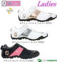 【レディース 女性】フットジョイ ゴルフシューズ ロープロスポーツ スパイクレス ボア 970** 日本正規品[Foot joy LoPro Sport Spikeless Boa]【■Ac■】