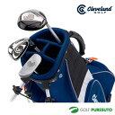 クリーブランド ゴルフ Jr.クラブセット SMALL SET(フェアウェイウッド、アイアン#7、パター+バッグ)[日本仕様][Clevelang Golf]【...