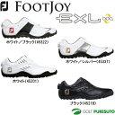 フットジョイ ゴルフシューズ メンズ EXL スパイクレス ボア 日本正規品 45***[footjoy golf Boa 靴]【■Ac■】