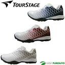 【即納!】ブリヂストン ツアーステージ ゴルフシューズ メンズ フィットトレッド SHTS6S [BRIDGESTONE TOUR STAGE 靴 3E][送料無料]