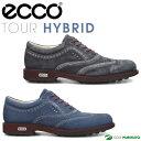 【即納!】エコー ゴルフ 15ツアーハイブリッド ゴルフシューズ 141514 [ecco golf TOUR HYBRID 靴 3E]【あす楽対応】